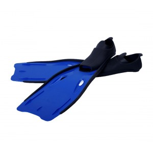 Aletas de buceo para practicar inmersiones en varios colores y tallas (NIÑOS)