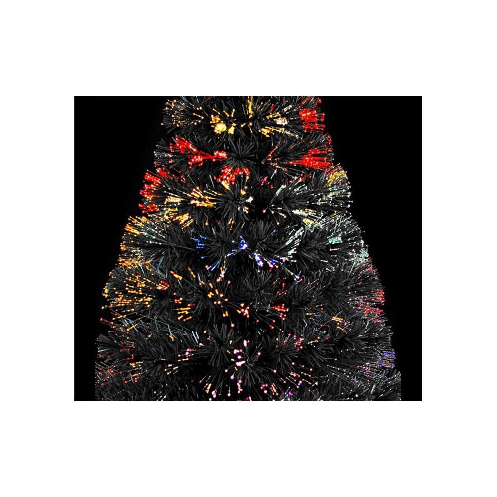 749345 Pack 8 pz cinta antideslizante para superficies transitables negro 2 x 15
