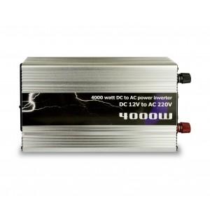 893267 Cable 2 en 1 USB de carga y de datos adaptador de Micro y Lightning 39 cm