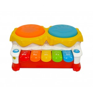 341117 Juego interactivo PIANOLA CIGIOKI luces y sonidos de la primera infancia