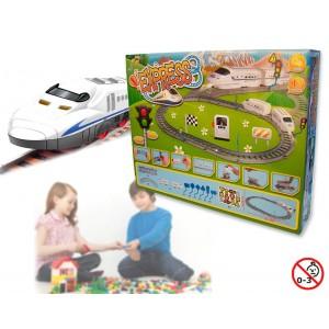 Juguete masticable para perro y gato en forma de HUESO DE COLORES 16 cm