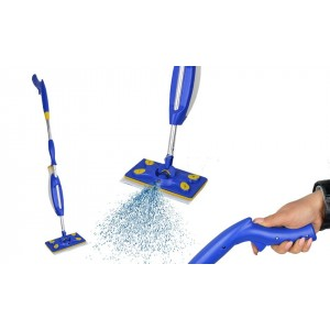 Mopa pulverizadora en spray (incluye paño de microfibra lavable) MULTI PURPOSE