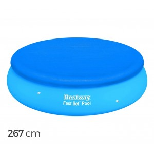 58032 Cubierta para piscina hinchable 280 cm Bestway en el PE